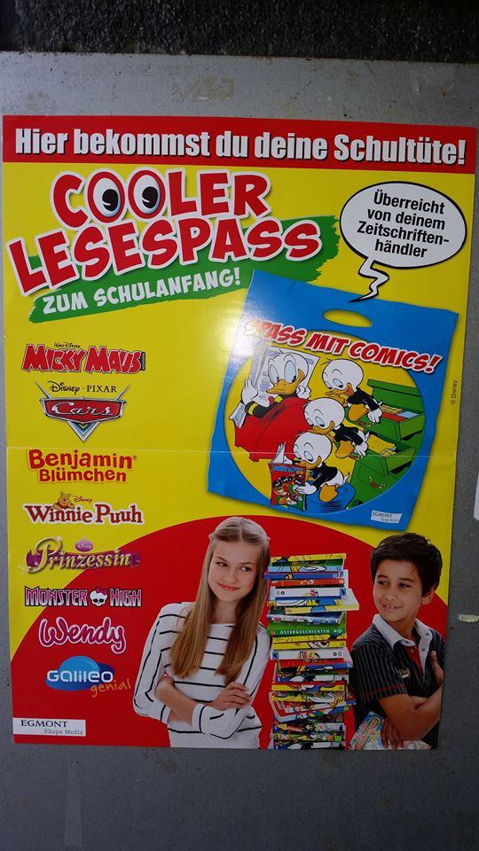 Cooler Lesespass