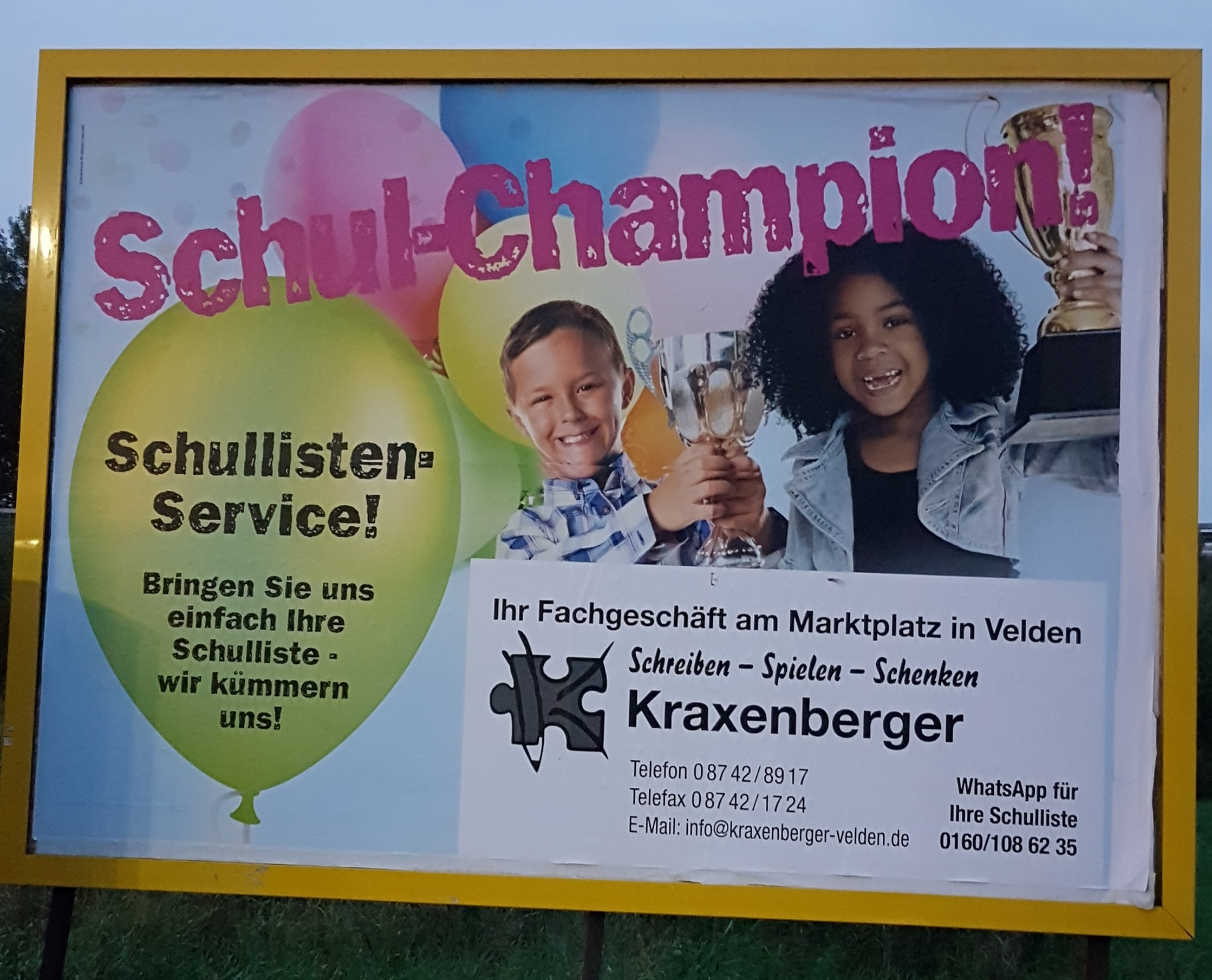Schul-Champion